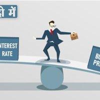 Interest Rates तथा Bond की कीमत के बीच रिलेशन