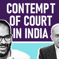 Contempt of Court in India & Recent Controversial Tweets