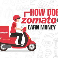What is the Business Model of Zomato?