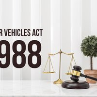 What is The Motor Vehicles Act, 1988?