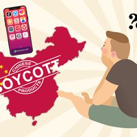 What will be the impact if Indians boycott Chinese products
