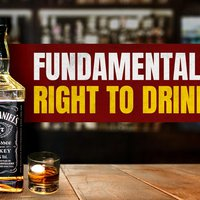 Is there a Fundamental Right to Drink Liquor?