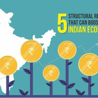 5ways to improve the Economy of India