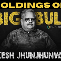 Top 5 Stocks owned by the Big Bull