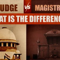 Difference between Judges & Magistrates