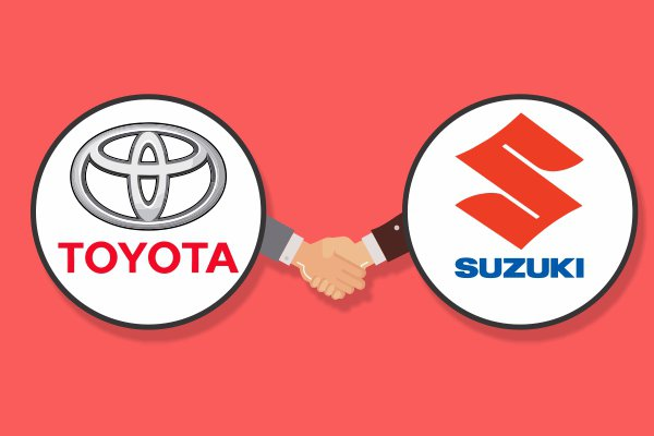 The Toyota-Suzuki Partnership
