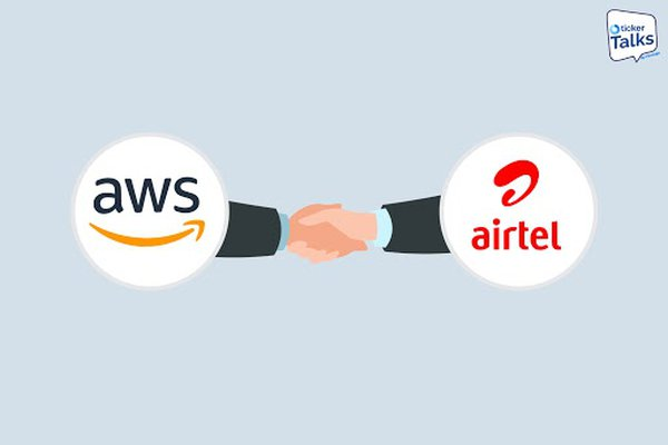 Strategic partnership of Amazon Web Services with Airtel