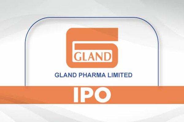 Gland Pharma IPO Details